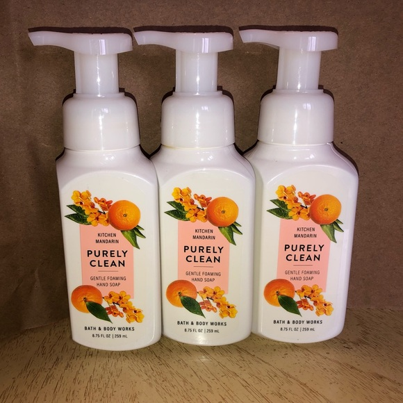 Bath and Body Works Purely Clean Foaming Hand Soap